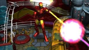 iron man pinball
