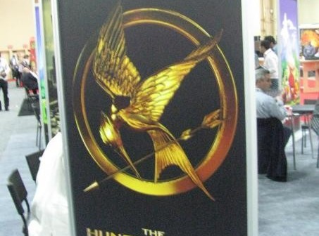hunger games movie teaser poster