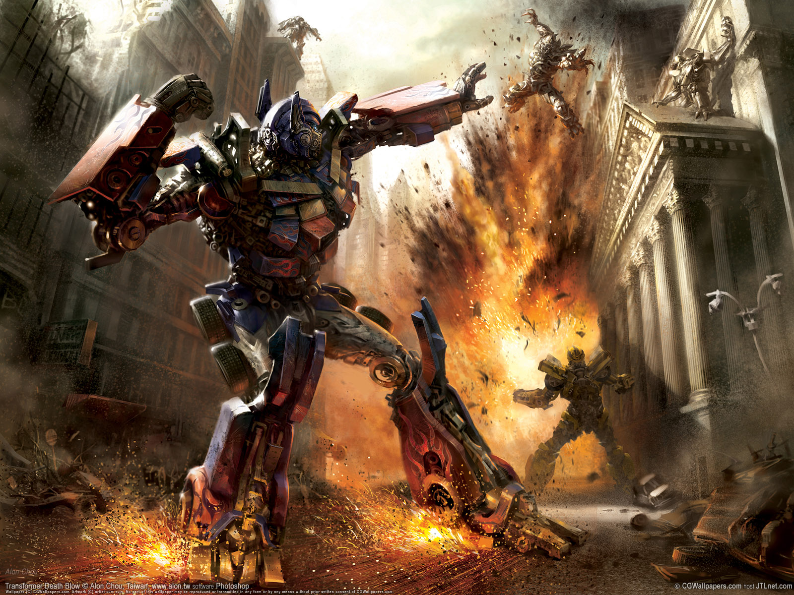 Michael Bay is in Talks for Transformers 4! Wasn't it Supposed to be ...