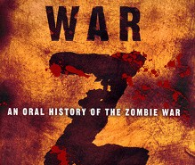 Cover of the book World War Z that the movie is based on