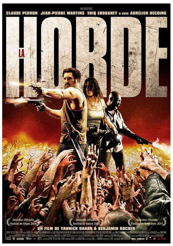 The Horde movie