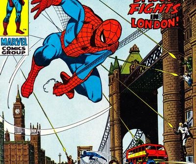 spidey-fights-london