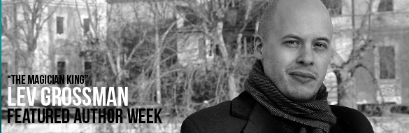 lev grossman featured week