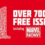 700 free marvel comics