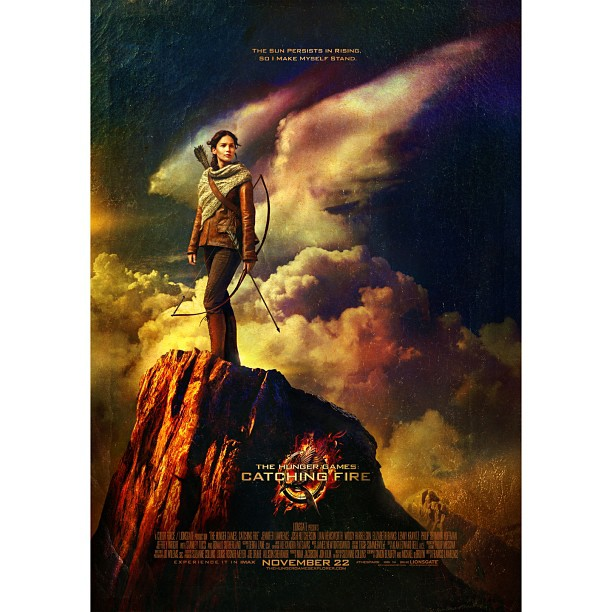 Hunger Games Third Poster