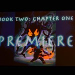 Intro into the viewing of Book Two Chapter One