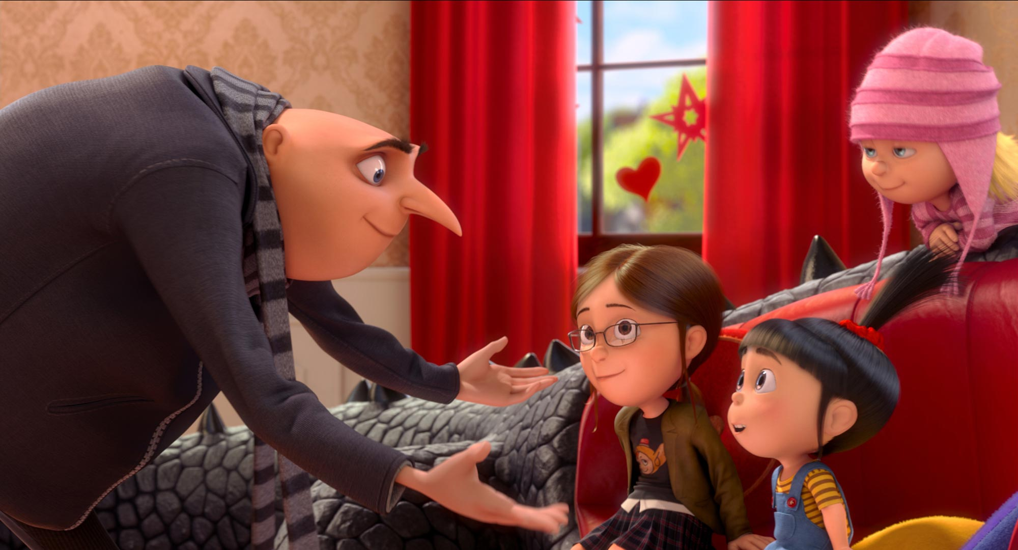 Stunning Despicable Me 2 Gru 2000 x 1080 · 170 kB · jpeg