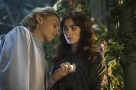 City of Bones in the Garden