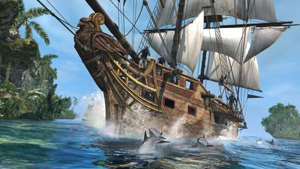 Assassins-Creed-4-Black-Flag-Jackdaw-Dolphins