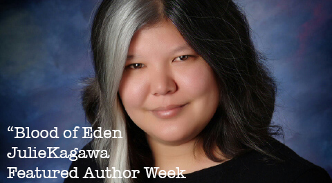 FAW Julie Kagawa Author Photo