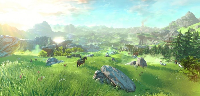 It looks like the new Zelda Wii U game won't hit in 2016 after all