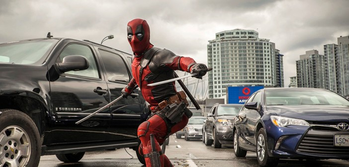 Superhero Roundup: New Batman vs. Superman, Deadpool, and X-Men: Apocalypse photos!