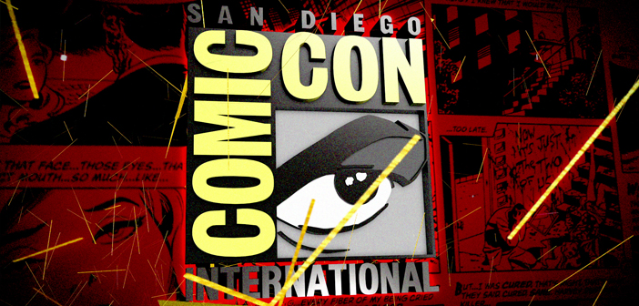 What to expect at this year's Comic Con: big authors, comic movie reveals, exclusive footage, and more!