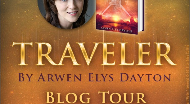 Traveler Blog tour day 3: The Magical Locations in the Seeker Series!