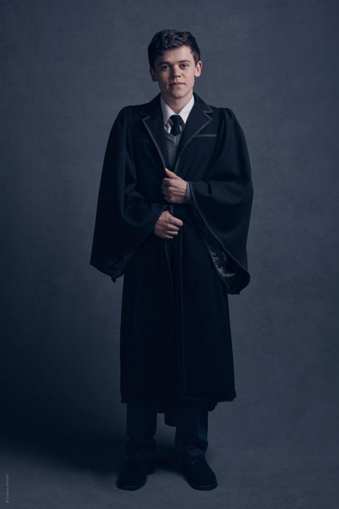 Albus Severus Potter (Sam Clemmett)in Harry Potter and the Cursed Child