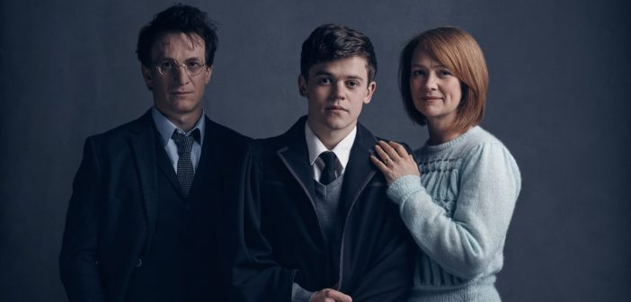 First in-character portraits of the 'Harry Potter and the Cursed Child' cast released!