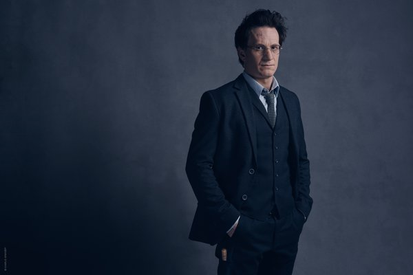 Harry Potter (Jamie Parker) in Harry Potter and the Cursed Child