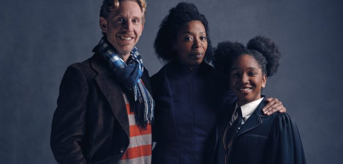 Another batch of in-character portraits from 'Harry Potter and the Cursed Child' reveal Ron, Hermione, and Rose Granger-Weasley!