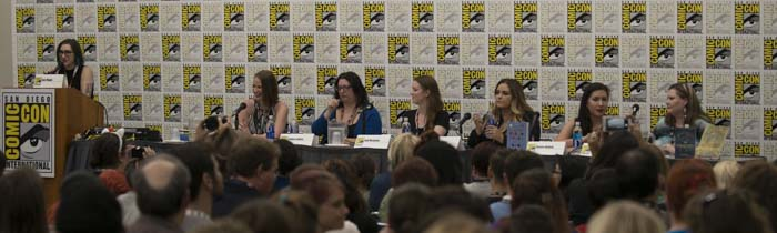 SDCC16: Fairytale Remix Book Panel- the Highlights!