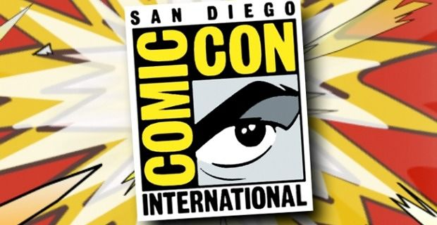San Diego Comic Con 2016: Author Goodness