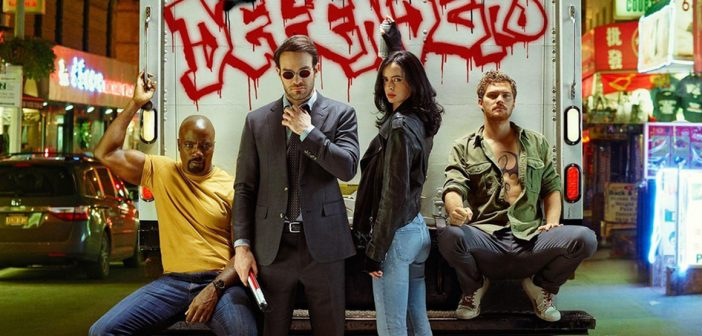 Netflix releases first trailer for upcoming Marvel show, 'The Defenders'
