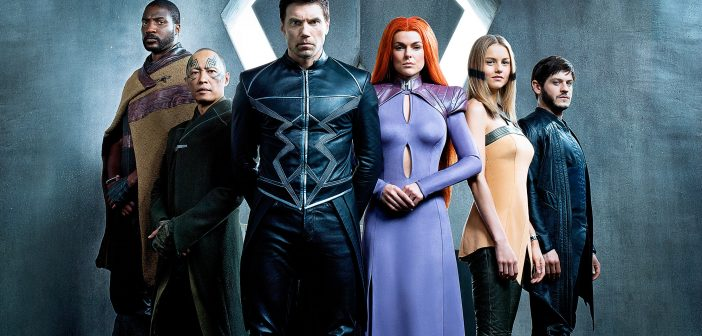 First trailer for Marvel's upcoming 'Inhumans' TV show released!
